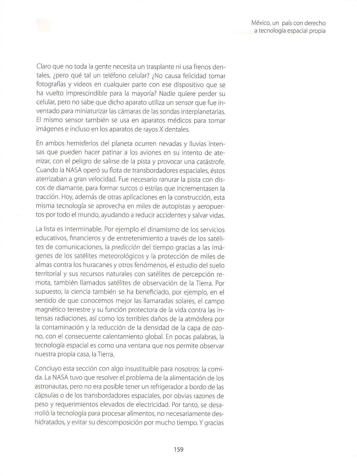 México, un país con derecho a tecnología propia 159